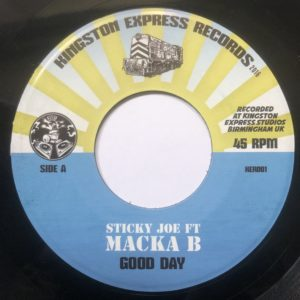 Macka B Good Day 7 vinyl