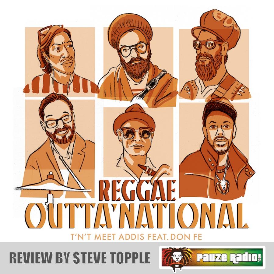 Reggae Outta'national Riddim Review
