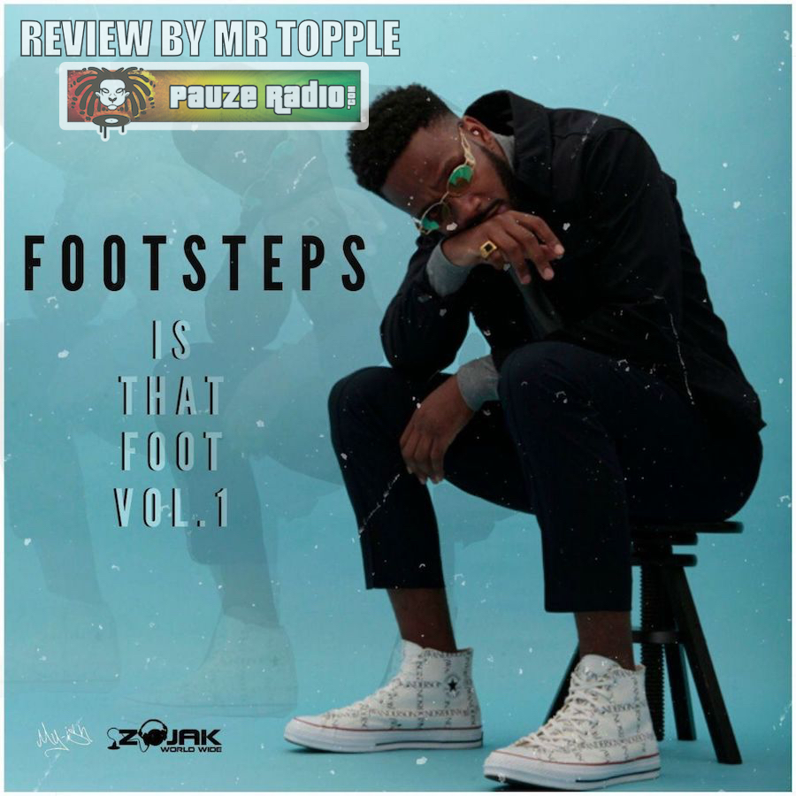 Footsteps Is That Foot Vol 1 Review