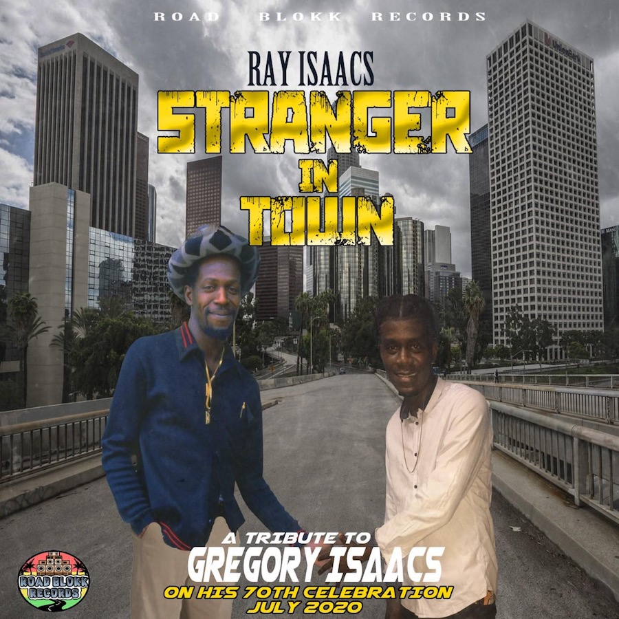 Ray Isaacs Stranger In Town Press Release