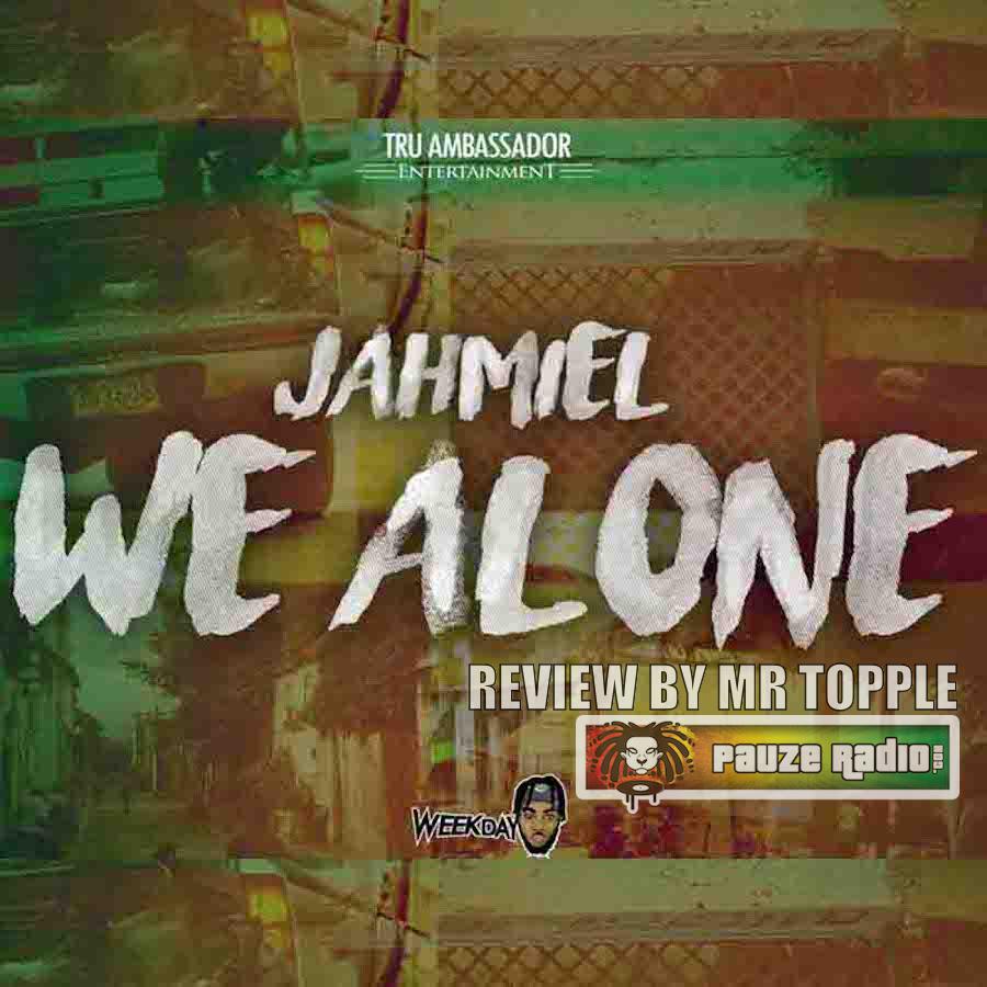 Jahmiel We Alone Review