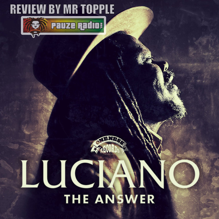 Luciano The Answer Review