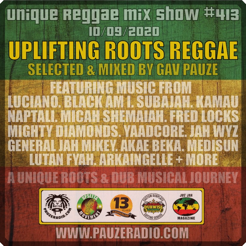 Uplifting Roots Reggae Mix
