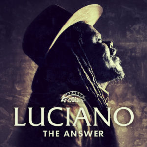 Luciano The Answer LP