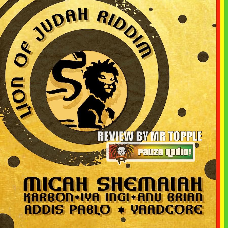 Lion Of Judah Riddim Review