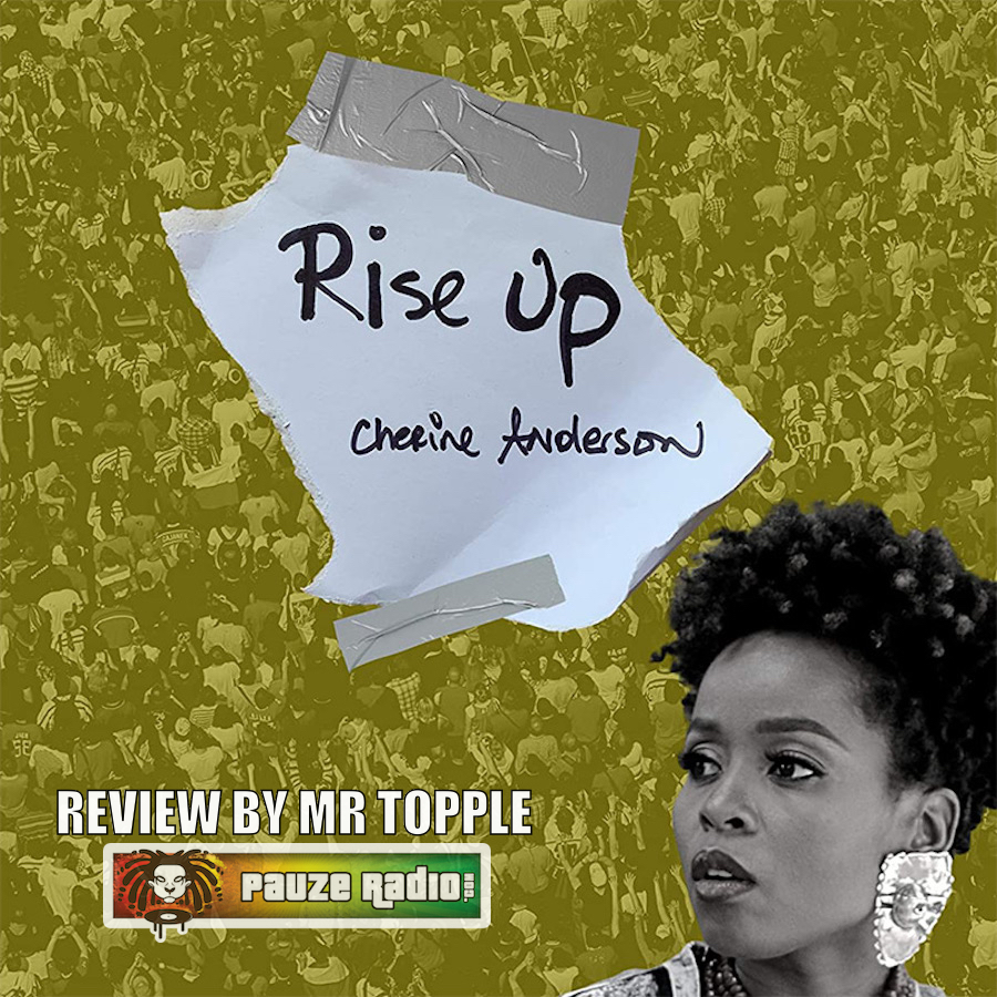 Cherine Anderson Rise Up Review