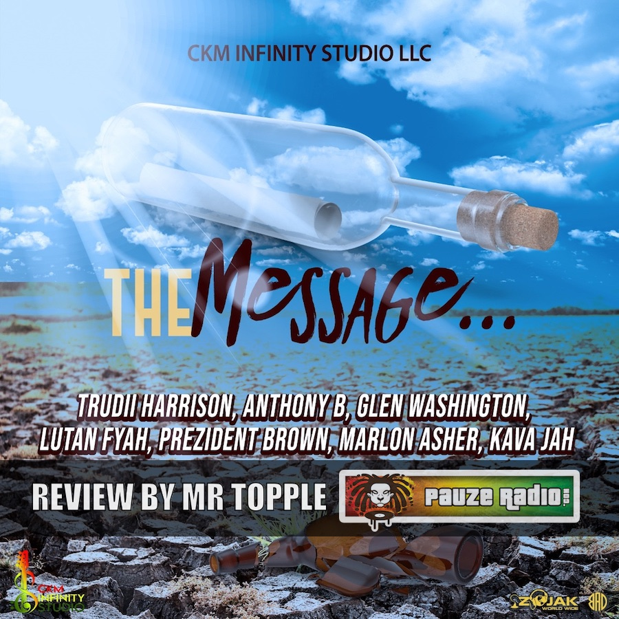 The Message EP Review