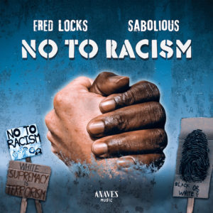 Fred Locks No To Racism EP CD