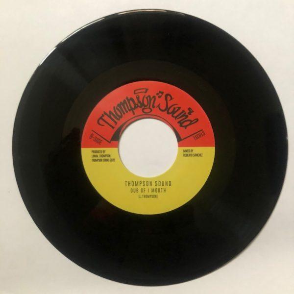 Thompson Sound Dub Of I Mouth 7 vinyl