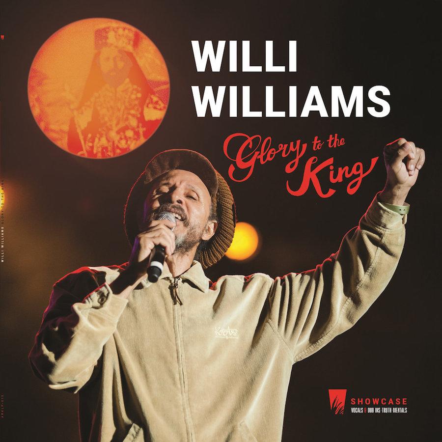 Willi Williams Glory To The King 12 vinyl LP