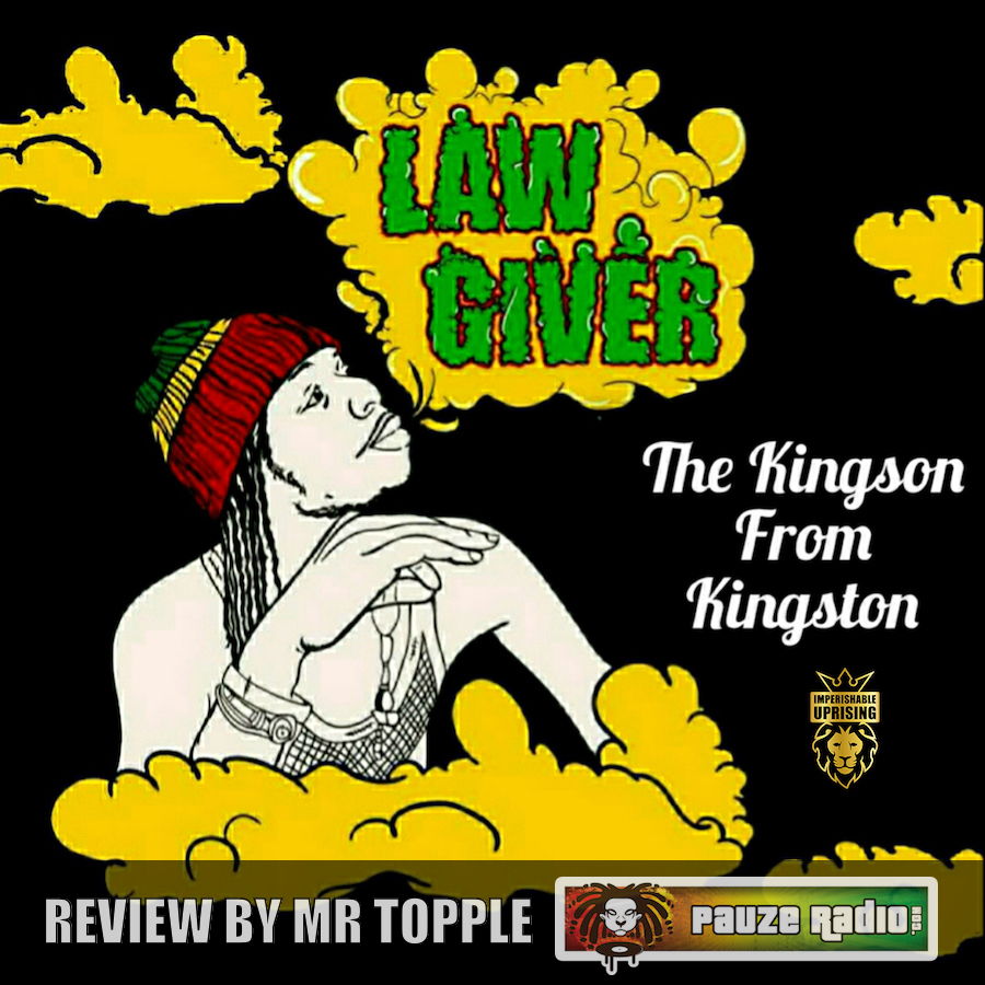 LawGiver The Kingson The Kingson From Kingston EP Review