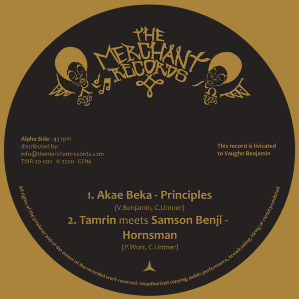 Akae Beka Principles 12 vinyl