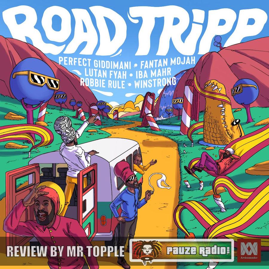 Road Tripp Riddim Review