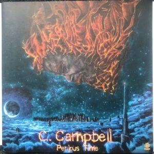 Cornell Campbell Perilous Time 12 vinyl