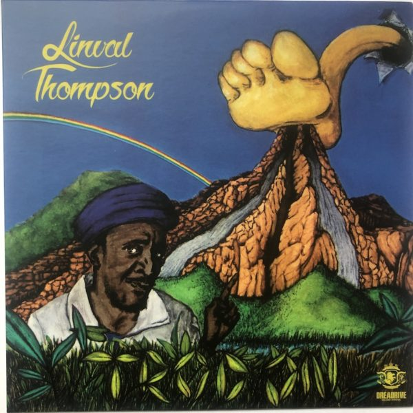 Linval Thompson Trod On 7 vinyl sleeve