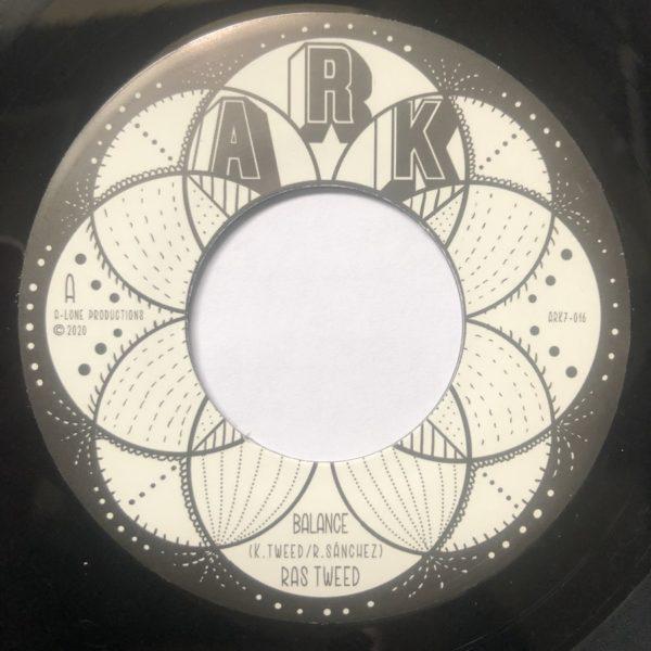 Ras Tweed Balance 7 vinyl