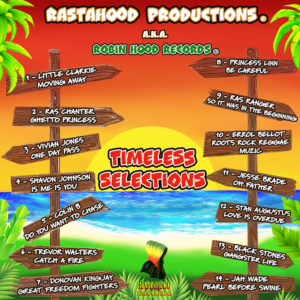 Timeless Selections Riddim CD