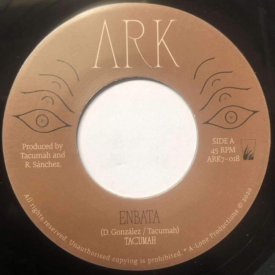 Tachuma Enbata 7 vinyl
