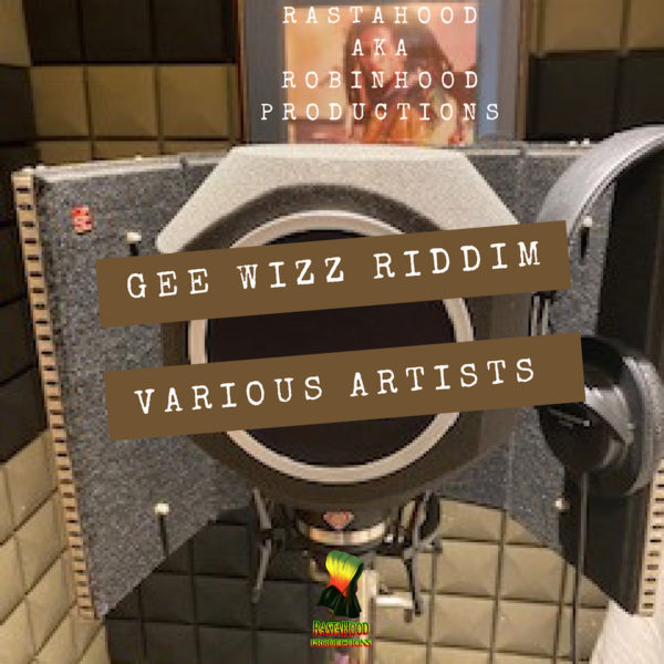 Gee Wizz Riddim CD