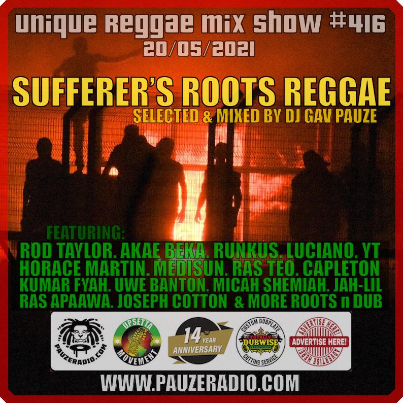 Sufferer's Roots Reggae