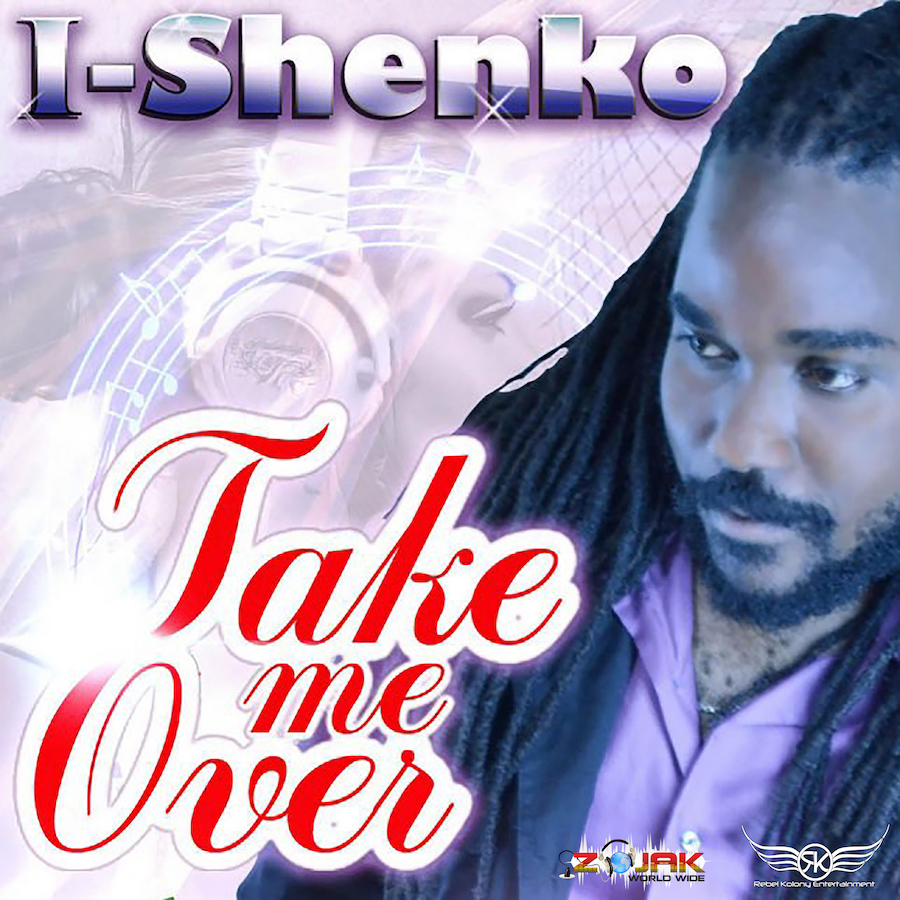 I-Shenko Take Me Over Press Release