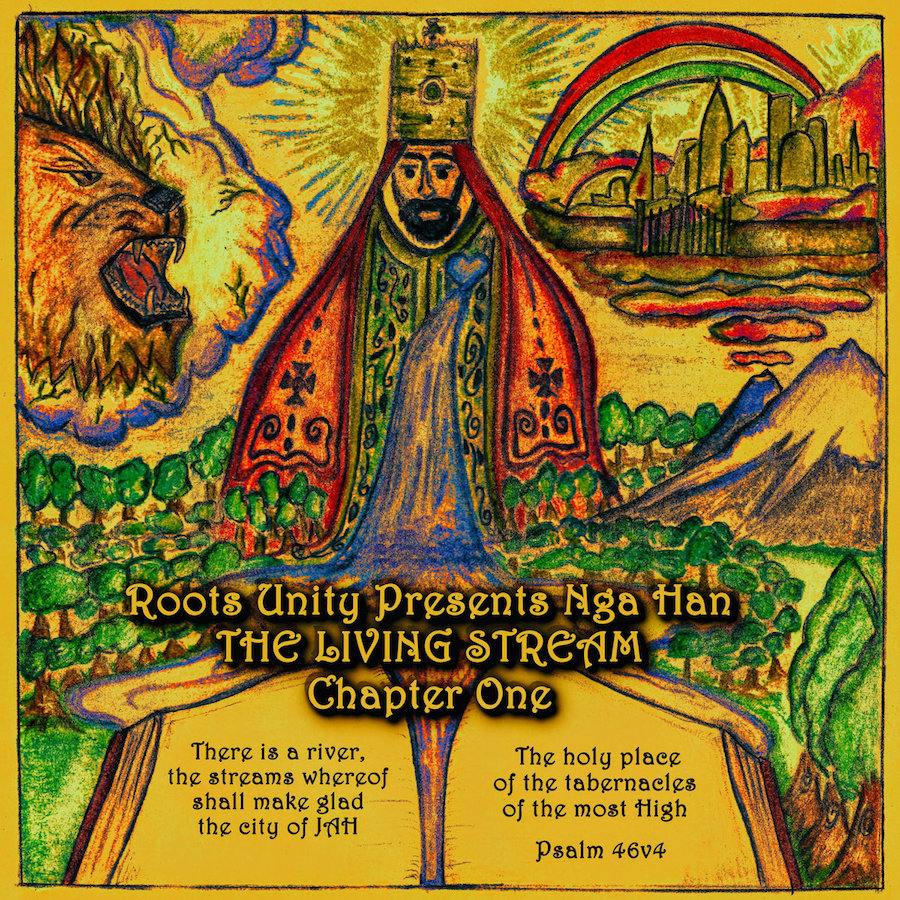 Nga Han The Living Stream Chapter One 12 Vinyl LP