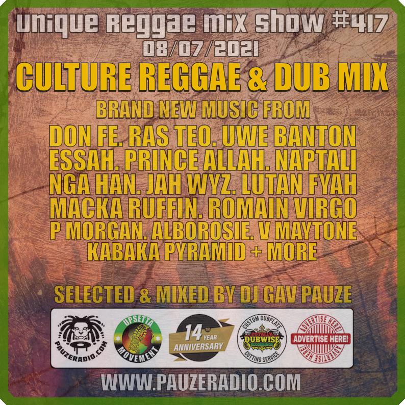 Culture Reggae & Dub Mix