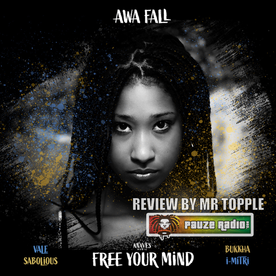 Awa Fall Free Your Mind EP Review