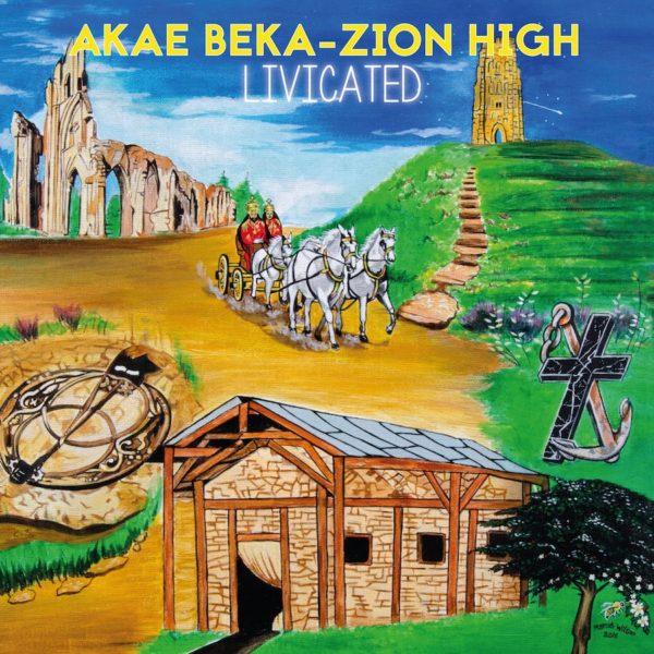 Akae Beka Livicated 12 vinyl LP