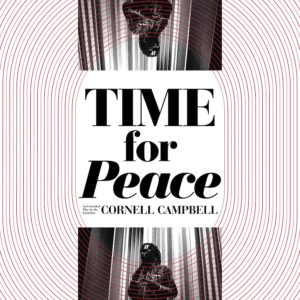 Cornell Campbell Time For Peace 12 vinyl