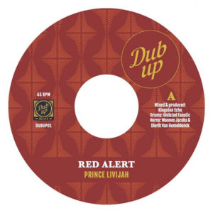 Prince Livijah Red Alert 7 vinyl
