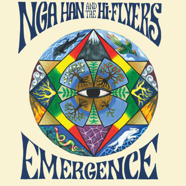 Nga Han Emergence 12 vinyl_lp